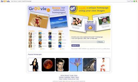 Homepage Groovle.com