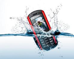 Ponsel Terendam Air