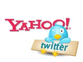 yahoo dan twitter