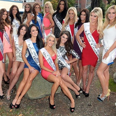 Kontestan Miss Universe 2012