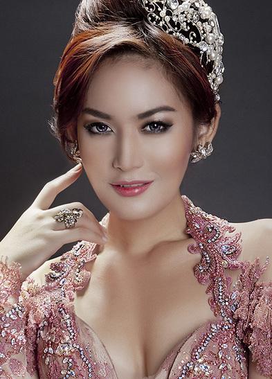 Maria Selena, Kontestan Indonesia di Miss Universe 2012